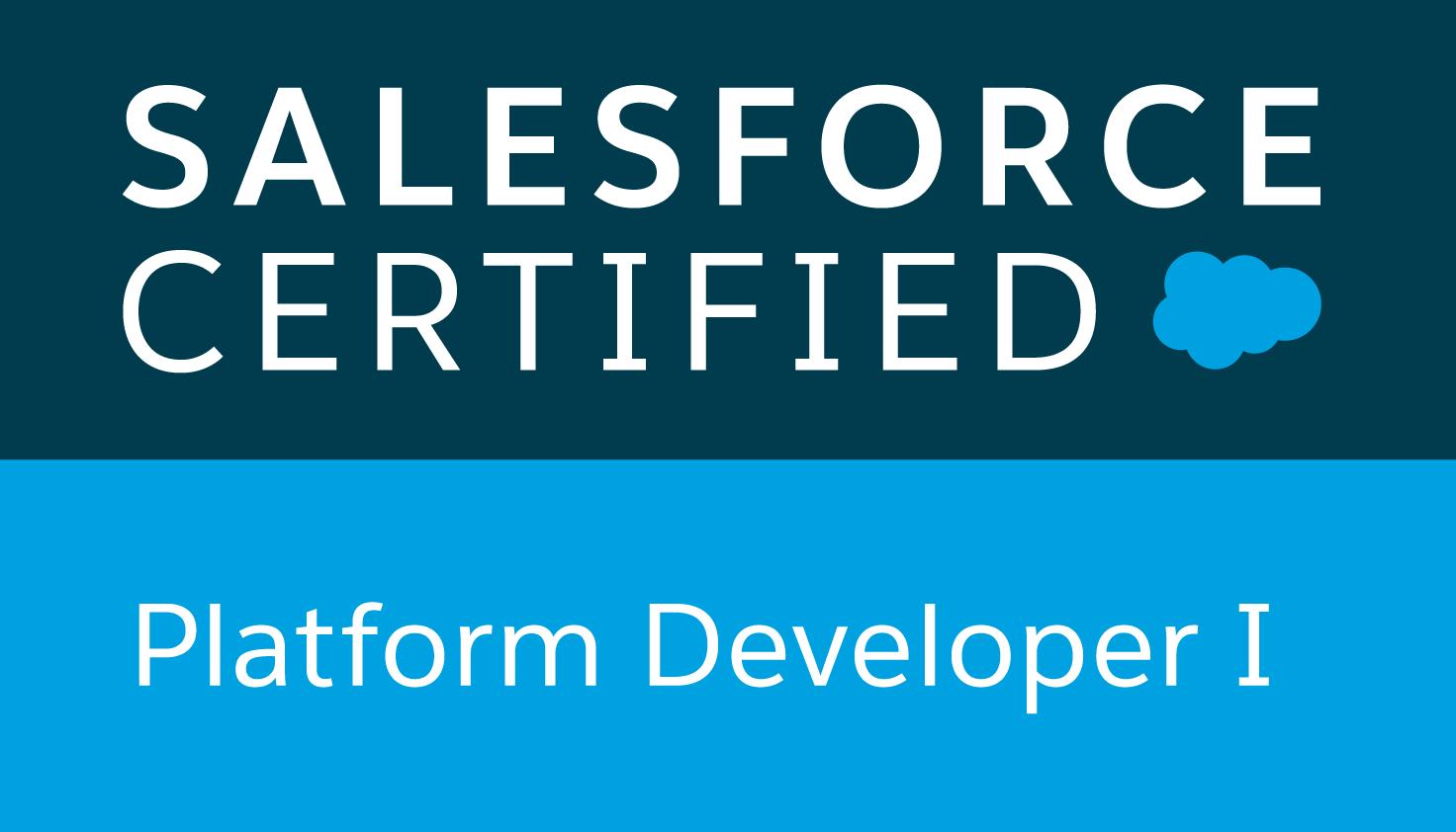 SFDC Certificate